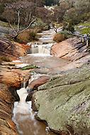 Image Ref: W34<br /> Location: Spring Creek Cascade, Beechworth, Victoria<br /> Date: 12 July 2015