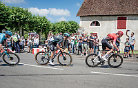 Connor Swift (GBR/Arkea Samsic)<br /> <br /> Stage 19 from Mourenx to Libourne (207km)<br /> 108th Tour de France 2021 (2.UWT)<br /> <br /> ©kramon