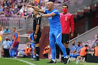 26th September 2021; Nou Camp, Barcelona, Spain: La Liga football, FC Barcelona versus Levante:   Schreuder FC Barcelona Coach