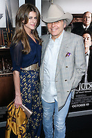 BEVERLY HILLS, CA, USA - OCTOBER 01: Emily Joy, Dwight Yoakham arrive at the Los Angeles Premiere Of Warner Bros. Pictures And Village Roadshow Pictures' 'The Judge' held at the Samuel Goldwyn Theatre at The Academy of Motion Picture Arts and Sciences on October 1, 2014 in Beverly Hills, California, United States. (Photo by Xavier Collin/Celebrity Monitor)