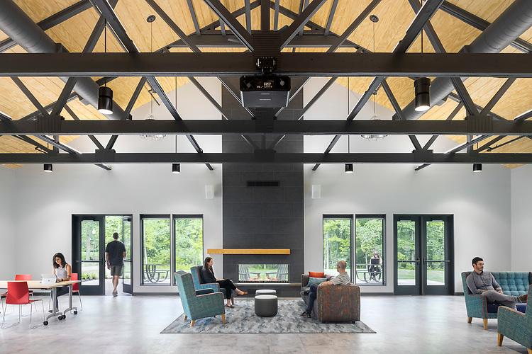The Ohio State University Mansfield Moylet Vilage Community Building | WSA Studio