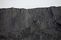 Coal heap, Yorkshire, UK.