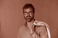 Pedro Chagas è uno scrittore, giornalista e insegnante di scrittura creativa portoghese. Scrive romanzi, racconti, cronache e tanti altri testi. Pordenonelegge, 17 settembre 2016. Photo by Leonardo Cendamo/Getty Images