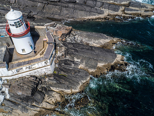 Valentia Island Lighthouse in County Kerry