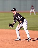 Gavin Sheets - Chicago White Sox 2020 spring training (Bill Mitchell)