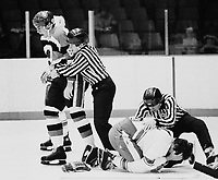 Rory Cava Ottawa 67's 1978. Photo Scott Grant