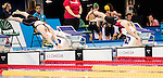 Morgan Bird and Abi Tripp, Rio 2016 - Para Swimming /// Paranatation.<br /> Morgan Bird and Abi Tripp compete in the women's 400m freestyle S8 classification heats // Morgan Bird and Abi Tripp participent aux manches de classement féminines du 400 m nage libre S8. 08/09/2016.
