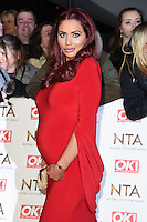 Amy Childs<br /> at the National TV Awards 2017 held at the O2 Arena, Greenwich, London.<br /> <br /> <br /> ©Ash Knotek  D3221  25/01/2017