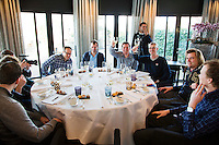 10-01-13,Tennis,  Schipluiden, Restaurant Zwetheul, Persconferentie 40e ABNAMROWTT,