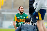 Mikey Boyle, Kerry in the Allianz National Hurling League Division 2A Round 4 at Austin Stack Park, Tralee on Saturday.