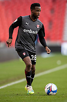 31st October 2020; Bet365 Stadium, Stoke, Staffordshire, England; English Football League Championship Football, Stoke City versus Rotherham United; Florian Jozefzoon of Rotherham United