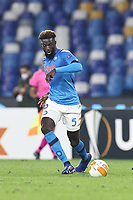 Tiemoue Bakayoko of SSC Napoli during the Europa League Group Stage F football match between SSC Napoli and Rijeka HNK at stadio San Paolo in Napoli (Italy), November 26th, 2020.<br /> Photo Cesare Purini / Insidefoto