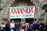 Guatemalan immigrant seeks sanctuary in Manhattan church