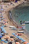 Italy; Elba, Morcone, beach, vicinity of Capoliveri, town beach, Province of Livorno; Mediterranean Sea; Tyrrhenian Sea; Tuscan archipelago, West coast of Italy,