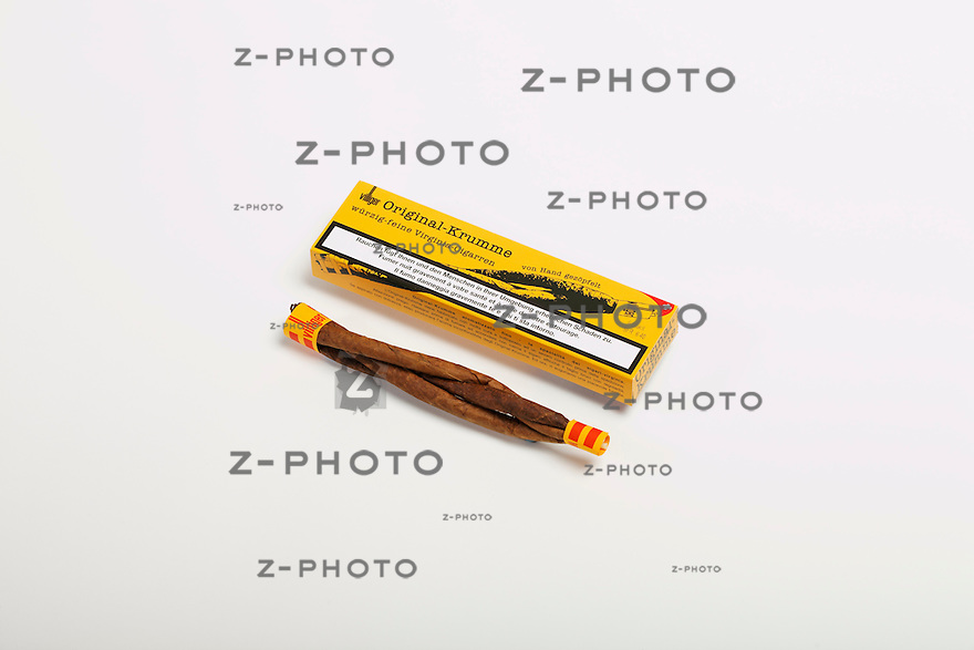 Villiger Orginal Krumme  Studioaufnahme<br /> <br /> Copyright © Zvonimir Pisonic