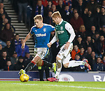 Martyn Waghorn tears down the wing and cuts inside Fraser Fyvie to score goal no 4