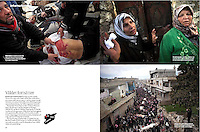 FOKUS (Swedish political magazine):<br /> Syria, Idlib province -<br /> Uprising against Assad, 03.2012<br /> Photos:  Timo Vogt