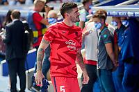 12th September 2021: Barcelona, Spain:  Rodrigo de Paul of Atletico de Madrid during the Liga match between RCD Espanyol and Atletico de Madrid at RCDE Stadium in Cornella, Spain.