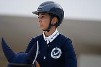 10th September 2021; Circo Massimo Stadium Rome, Italy; Longines Global Equestrian Champions Tour:   Jane Richard Philips