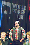 Actor Jason Alexander made it to day two. He was seventh in chip count after day one.