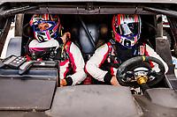 31st December 2020, Jeddah, Saudi Arabian. The vehicle and river shakedown for the 2021 Dakar Rally in Jeddah; 380 Meeke Kris gbr, Rosegaar Wouter nld, PH PH Sport, Light Weight Vehicles Prototype - T3