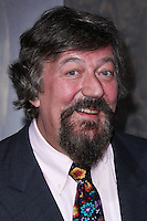 """HOLLYWOOD, CA - DECEMBER 02: Stephen Fry arriving at the Los Angeles Premiere Of Warner Bros' """"The Hobbit: The Desolation Of Smaug"""" held at Dolby Theatre on December 2, 2013 in Hollywood, California. (Photo by Xavier Collin/Celebrity Monitor)"""