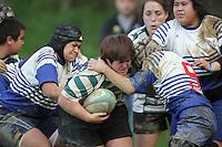 120721 Wellington Women's Club Rugby - Old Boys University v Norths
