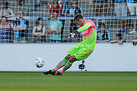 Trialist goalkeeper for Wycombe Wanderers during the Friendly match between Wycombe Wanderers and Brentford at Adams Park, High Wycombe, England on 19 July 2016. Photo by David Horn PRiME Media Images.
