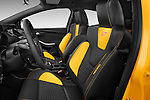 2013 Ford Focus ST Hatchback Front Seat Stock Photo
