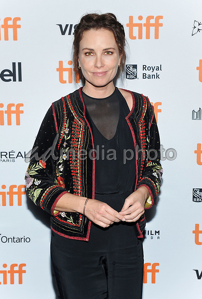 "10 September 2017 - Toronto, Ontario Canada - Maxim Roy. 2017 Toronto International Film Festival - ""A Worthy Companion"" Premiere held at Scotiabank Theatre. Photo Credit: Brent Perniac/AdMedia"