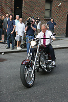 DAVID LETTERMAN, 2006<br /> FILE PHOTO<br /> Photo to By John Barrett-PHOTOlink