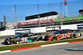 #96: Daniel Suarez, Gaunt Brothers Racing, Toyota Camry PeacockTV - Can't Not Watch, #37: Ryan Preece, JTG Daugherty Racing, Chevrolet Camaro Louisiana Hot Sauce