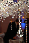 Some of the decor at the Crystal Ball at the River Oaks Country Club Wednesday Dec. 10, 2008. (Dave Rossman for the Chronicle)