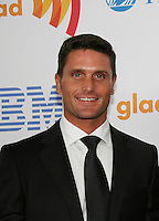Reichen Lehmkuhl (Days & Y&R) at the 21st Annual GLAAD Media Awards on March 13, 2010 at the New York Marriott Marquis, New York City, NY. ALSO Reichen will be starring in My Big Gay Italian Wedding by Anthony Wilkinson beginning May 5 and opening May 22 at St. Luke's Theatre, NYC. (Photo by Sue Coflin/Max Photos)