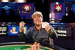 2015 WSOP Event #1: $565 Casino Employees No-Limit Hold'em