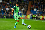 Jonathan Silva of CD Leganes during La Liga match between Real Madrid and CD Leganes at Santiago Bernabeu Stadium in Madrid, Spain. October 30, 2019. (ALTERPHOTOS/A. Perez Meca)