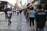 Campinas (SP), 05/09/2020 - Comércio-SP - Movimentação na região de comércio da Rua 13 de Maio, no centro de Campinas, interior de São Paulo, neste sábado (5).