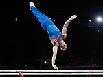 European Championships Glasgow 9th August 2018.  Mens Qualifications .HALL James GBR