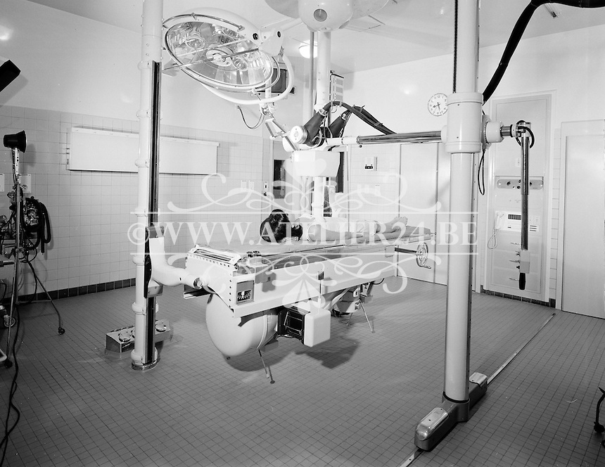 Februari 1964. Radiologie De Man.