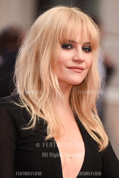 Pixie Lott arrives for the Olivier Awards 2015 at the Royal Opera House Covent Garden, London. 12/04/2015 Picture by: Steve Vas / Featureflash