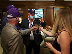 November 6, 2020 : Champion's Terrace after the Juvenile Fillies on Breeders' Cup Championship Friday at Keeneland Race Course in Lexington, Kentucky on November 6, 2020. Ryan Denver/Eclipse Sportswire/Breeders' Cup/CSM