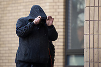 2019 01 10 Marshall Hayes appears at Cardiff Magistrates Court, Wales, UK