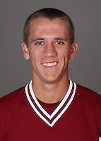 STANFORD, CA - NOVEMBER 11:  Stephen Piscotty of the Stanford Cardinal during baseball picture day on November 11, 2009 in Stanford, California.