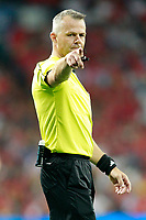 Referee Bjorn Kuipers during FIFA World Cup 2018 Qualifying Round match. September 2,2017.(ALTERPHOTOS/Acero)