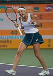 Timea Bacsinszky (SUI) defeats Ana Ivanovic (SRB) by 7-5, 6-4