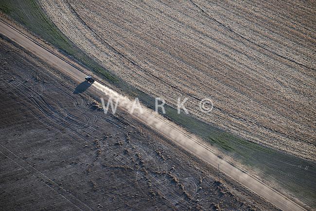 Farmland near Stillwater, Oklahoma