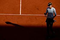11th October 2020, Roland Garros, Paris, France; French Open tennis, Womens Doubles final 2020; Kristina Mladenovic Fra