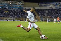 SAN SALVADOR, EL SALVADOR - SEPTEMBER 2: DeAndre Yedlin #22 of the United States during a game between El Salvador and USMNT at Estadio Cuscatlán on September 2, 2021 in San Salvador, El Salvador.