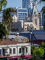 Blick über Altstad, Batumi, Adscharien - Atschara, Georgien, Europa<br /> historic city, Batumi, Adjara,  Georgia, Europe