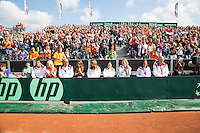 15-09-12, Netherlands, Amsterdam, Tennis, Daviscup Netherlands-Suisse, Paralympic players attending Daviscup,